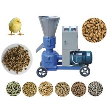 Dry Pet Cat Food Production Line Dog Feed Pellet Extruder