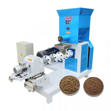 Excellet Quality Automatic Pet Food Manufacturing Machine