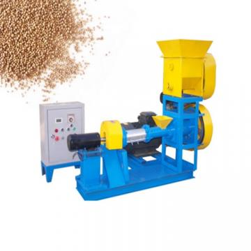 Automatic Animal Pet Dog Cat Floating Sinking Fish Feed Pellet Production Snack Food Processing Making Extrusion Extruder Machine