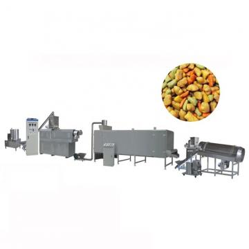 Chinese Factory Dog Cat Fish Pet Pellet Food Extruder Machine Manufacture