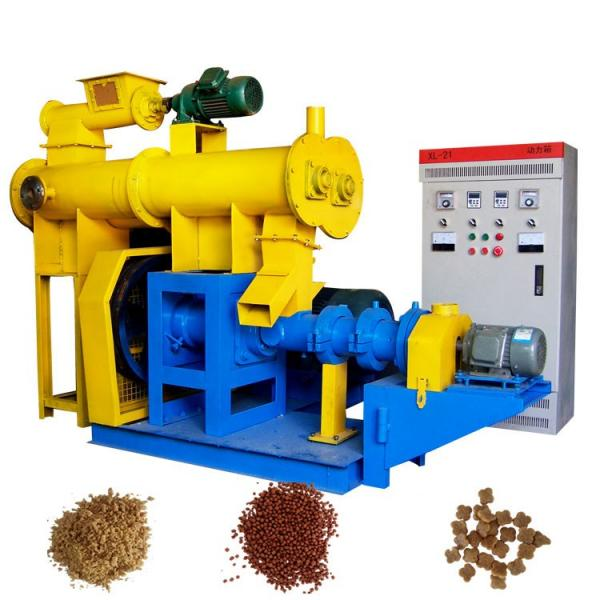 Animal Poultry Chicken Cattle Feed Fish Food Pelletizing Machine From China