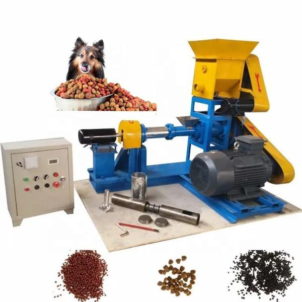 Fully Automatic Hard Biscuit Making Machine for Biscuit Line Pet Snacks Machine Dog Biscuit Machine Biscuits Maker Plant Biscuit Shaping Machine