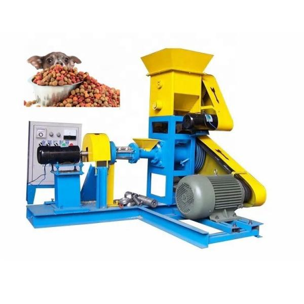 Low Cost Pet Food Making Machine Line Floating Fish Feed Production Line