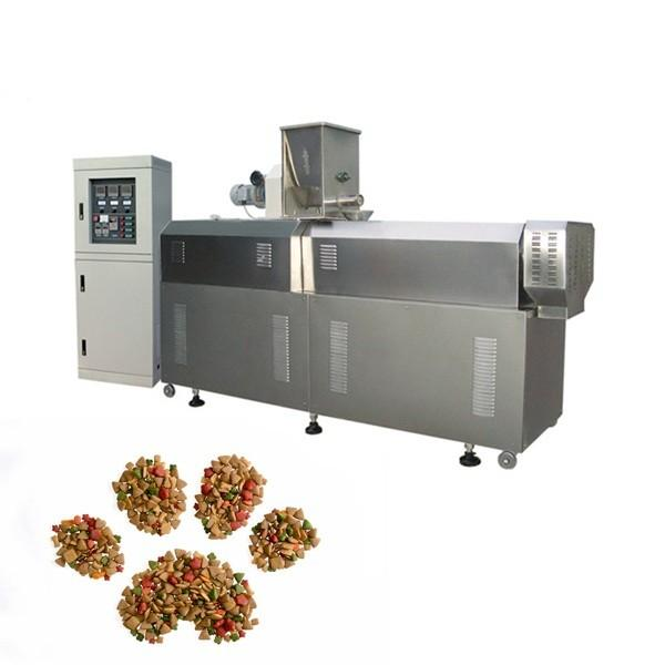 Top Quality in The Market Twin Screw Extruder for Floating Fish Feed Pet Food