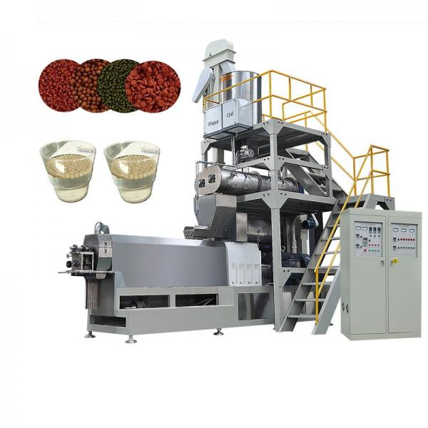 Manufacturer Automatic Twin Screw Extruder for Snack Food