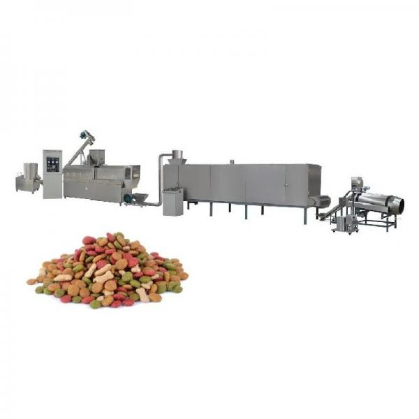 Small Farm Machinery Animal Poultry Dog Food Pellet Making Machine