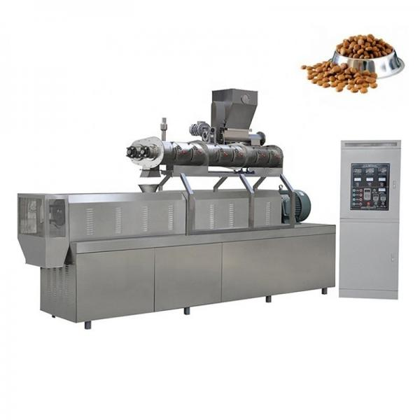 Small Capacity Pet Food Pellet Extruder Machine Fish Feed Extruder Machine for Sale