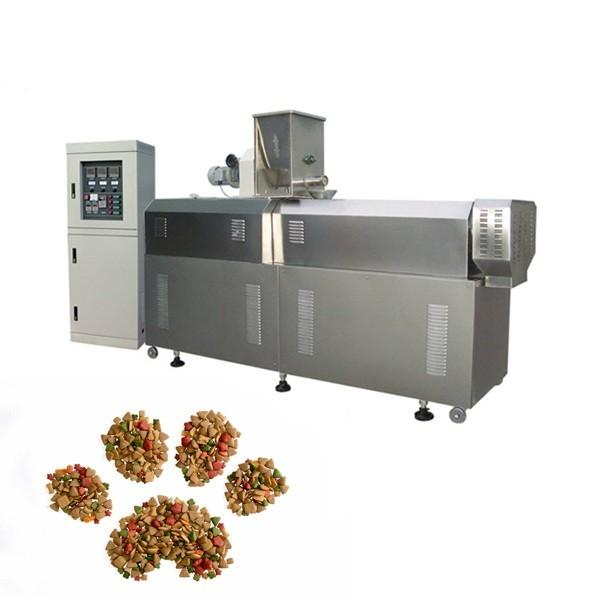 Pet Snacks Food Jar Container Plastic Bank Packing Injection Blowing Machine for Sale